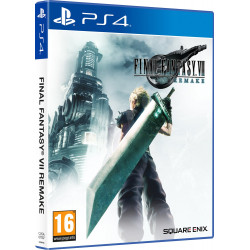 Игра Final Fantasy VII...