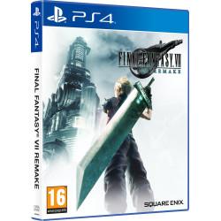PS4 mäng Final Fantasy VII...