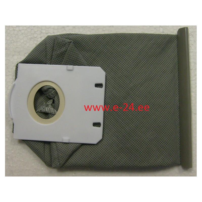 S-BAG riidest tolmukott Philips ja Electrolux tolmuimejatele
