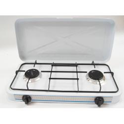 Мини-газовая плита DeLuxe 6002